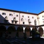 Santissima Annunziata a Firenze, Chiostro Grande
