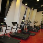 24 hour gym free to hotel guests