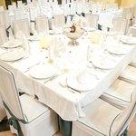 mesa montaje bodas