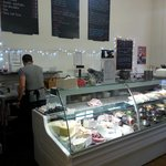 Fresh meats, cheese, scones and sweet treats also available