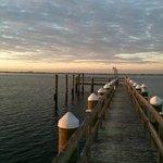 Banana Bay's Private Fishing Pier
