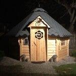 La Grillhütte per una serata diversa