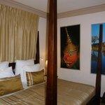 the Kanchanaburi room