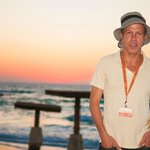 Ron Lev - Sunset in the Mediterranean