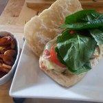 Sandwich Burguer...  Delicioso!