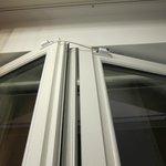 Locked Balcony Doors :-(