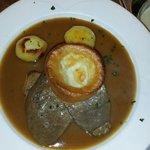 Roast dinner is the best. .....