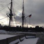 USS Constitution - 12/15/2013