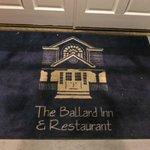 Ballard Inn entry