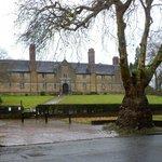 Sackville College where Good King Wencescache was written.