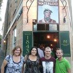 Hero of Waterloo on The Rocks Pub Walk with Peek Tours