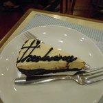 Brownie cake