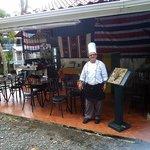 Cafe Cielo Verde Mar Hotel