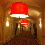 hallway - 2nd / lobby floor