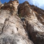 Organ Pipes climbing