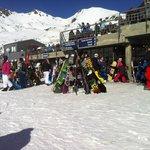 Remarkables ski area