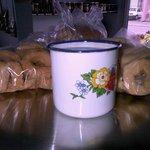 Cafecito con rosquillas