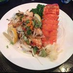 Baked Lobster Roll