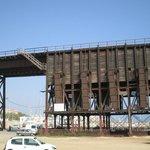 Terminal des trains de minerais