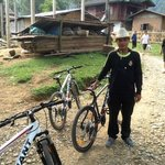 Cycle Trek Guide.Mr To