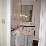 Интерьер - номер (ванная комната)