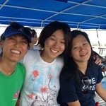 onboard the diving boat