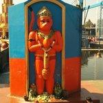 Hanumanji at the Ram Kund