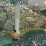 Zona piscina e spa