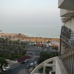 View of Dead Sea from Room