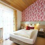 Premiumzimmer 22 mit Balkon