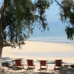 Ideale per chi non ama le spiagge affollate e rumorose