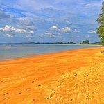 The beach at Dewa