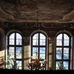 Maximillian's hall upper part