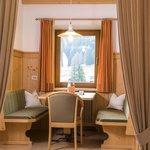 Appartement Wohnzimmer Residence Rudlerhof