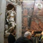 Chigi chapel inside of Basilica of Santa Maria del Popolo