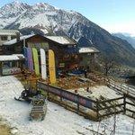Photo de Super G Italian Mountain Lodge