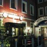 hotel Strauss - Wurzburg