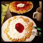Waffle time!!