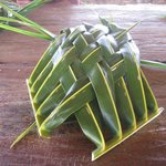Weaving your own plate
