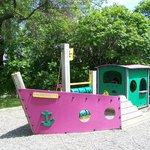 Module de jeu pour les enfants, Parc de la Marina-de-la-Chaudière