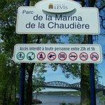 Parc de la Marina-de-la-Chaudière
