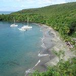 Ti Kaye beach