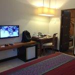 Room common area