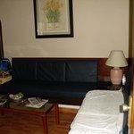 Sitzecke im Wohnbereich Bung. 85