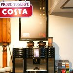 Costa Coffee outlet