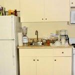basic little kitchen