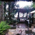 si te toca un dia de lluvia feo .. este lugar es especial para seguir pasandola fabuloso !