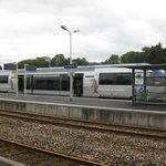 Поезд Понторсон-Дол-де-Бретань
