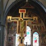 El cristo de Giotto
