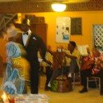 Espectáculo musical típico de San Andrés